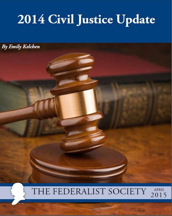 Click to view the 2014 Civil Justice Update