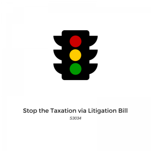 StopTheTaxationViaLitigationBill