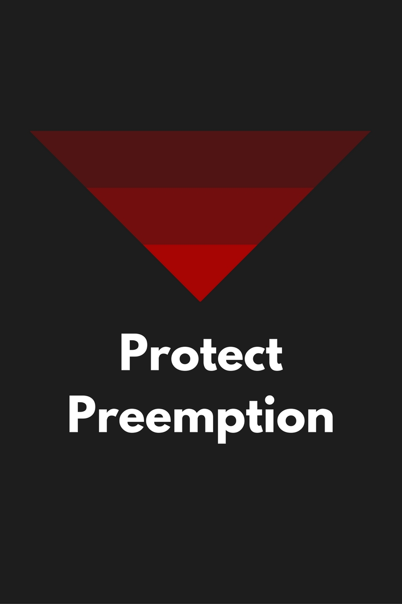 Protect Preemption