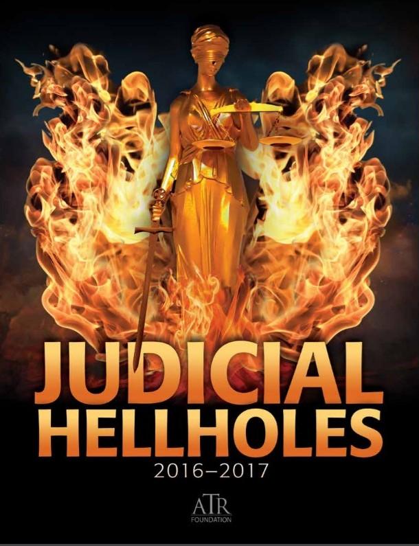 Judicial Hellholes 2016-17