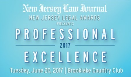 NJ Law Journal Awards