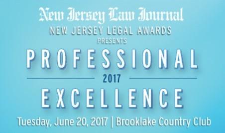 NJ Law Journal Awards